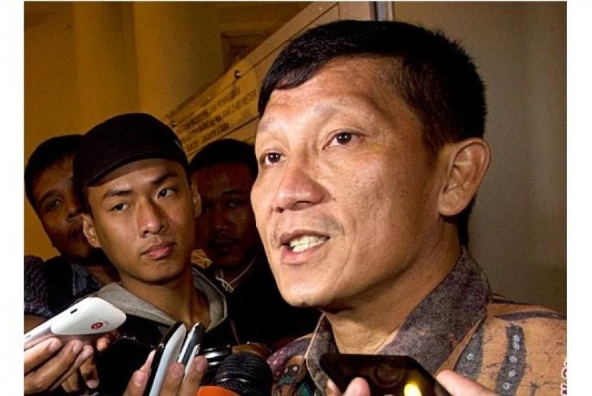 Presiden Persija Jakarta Ferry Paulus