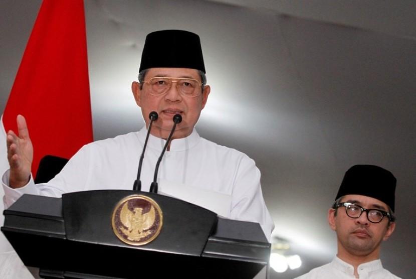 Presiden Republik Indonesia, Susilo Bambang Yudhoyono