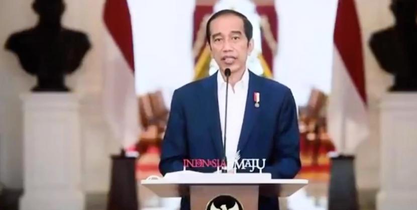 Presiden RI, Joko Widodo