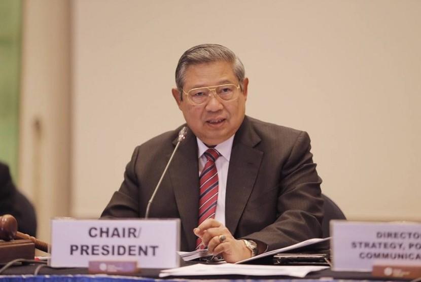 Presiden RI ke-6, Susilo Bambang Yudhoyono (SBY).