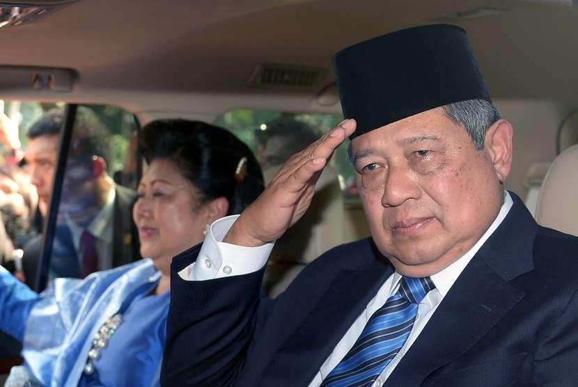 Presiden RI ke-enam, Susilo Bambang Yudhoyono (SBY).