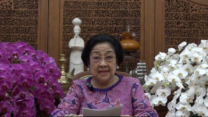 Ketua Umum PDIP, Megawati Soekarnoputri, diperkirakan tidak akan maju lagi ajang Pilpres 2024.