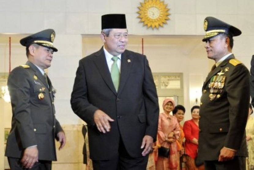 KSAD Lebih Senior dari Panglima TNI, Wiranto: Itu Tak ...