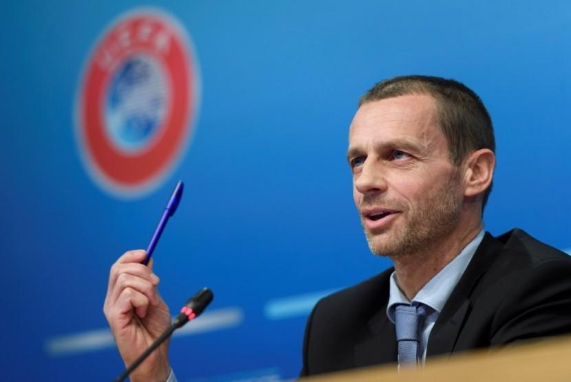 UEFA Terima Lagi 9 Klub yang Sempat Gabung Liga Super Eropa