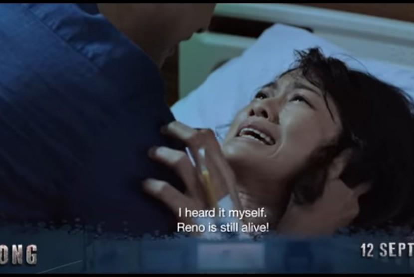 Prisia Nasution dalam film Lorong.
