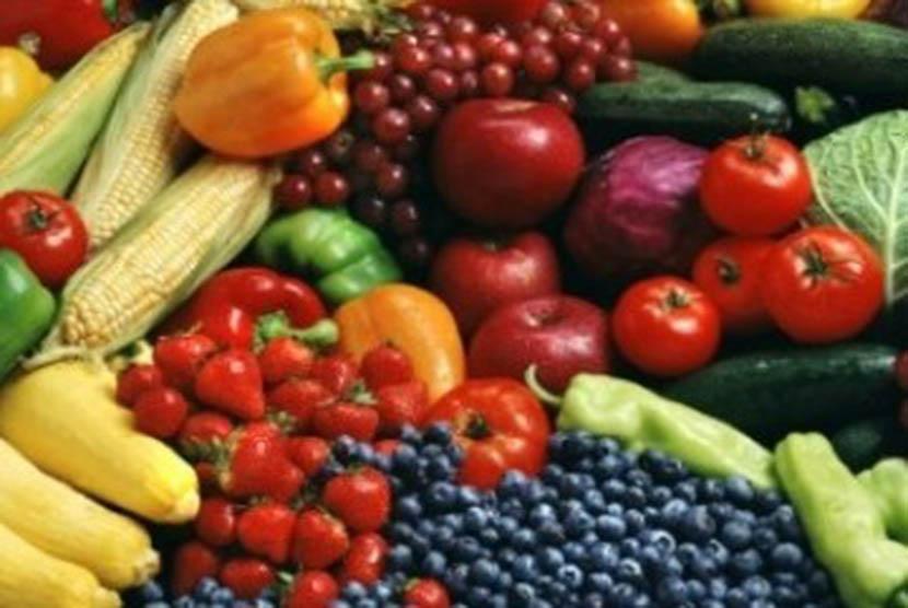 Produk Hortikultura (Ilustrasi)