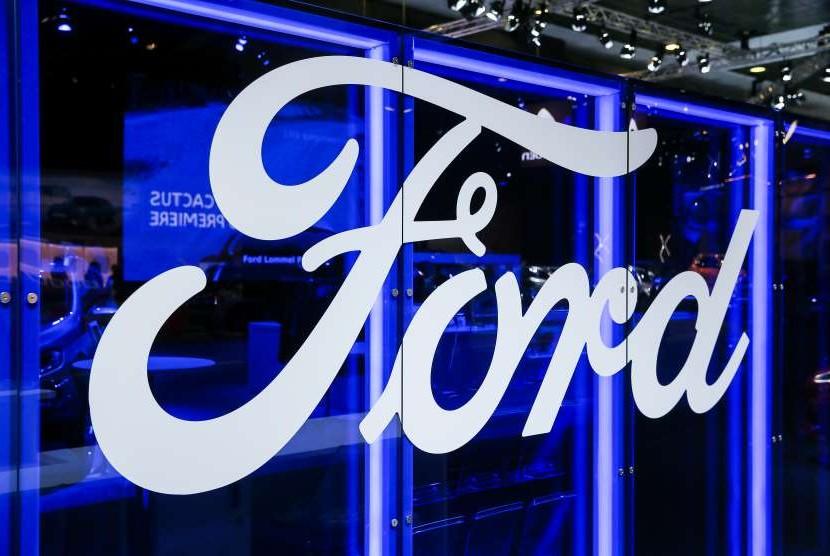 Produsen mobil asal Amerika Serikat Ford Motor Company.