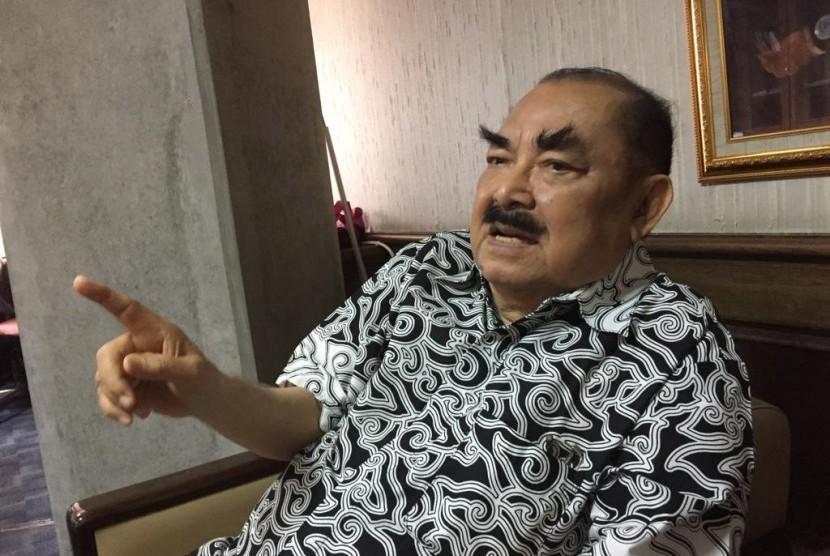 Prof Dr Haryono Suyono Mantan Kepala BKKBN