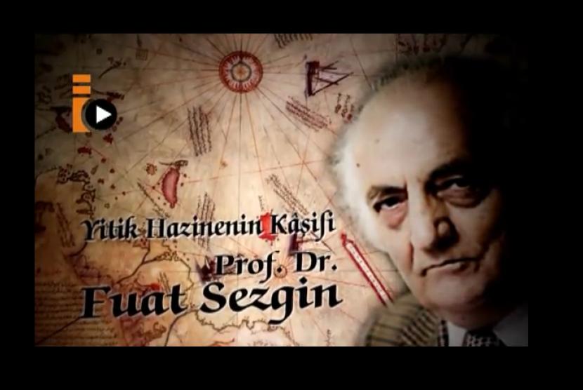 Prof Fuat Sezgin