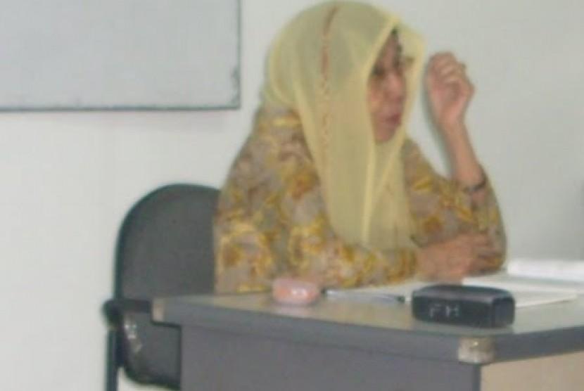 Prof Zakiah Daradjat