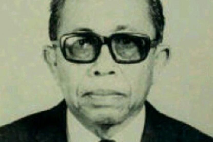 HMI founder, Professor Lafran Pane