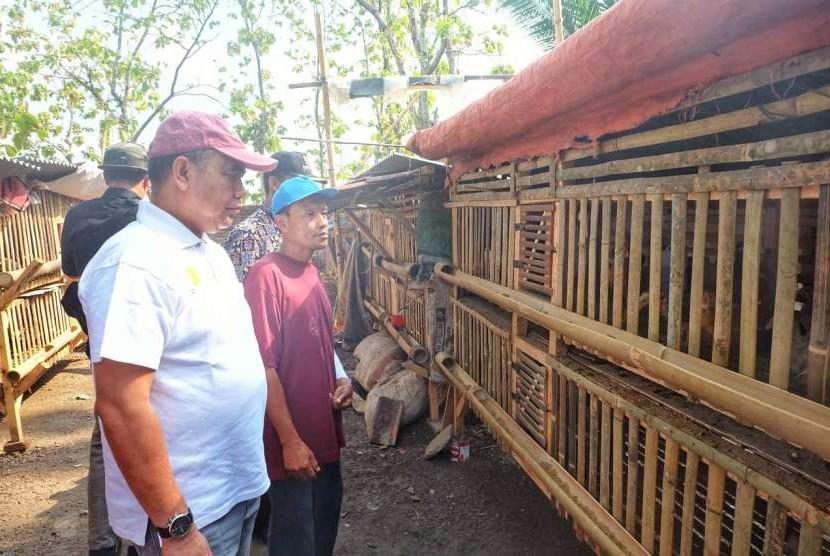 Program Bedah Kemiskinan Rakyat Sejahtera (Bekerja) Kementan untuk Rumah Tangga Miskin di Brebes, Jawa Tengah