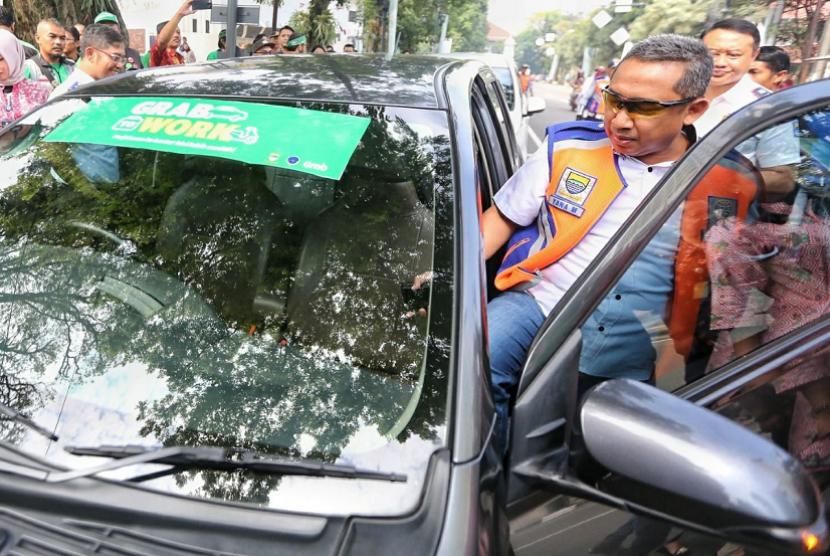 Program Carpooling ASN di Kota Bandung Mulai Diuji Coba