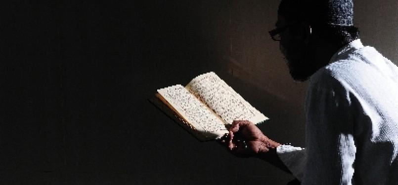 Program membaca alquran dan pemahaman terjemahannya (ilustrasi).