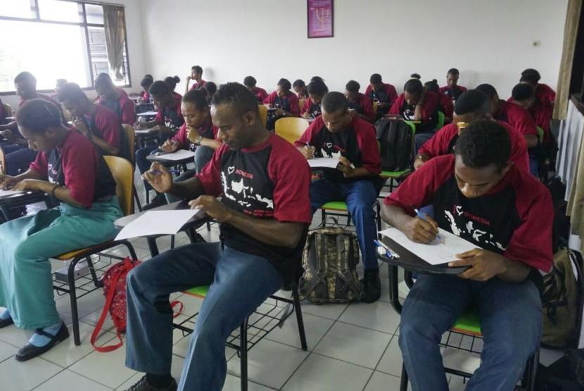 Program Pendampingan Minat dan Potensi Siswa Program Afirmasi Pendidikan Menengah.