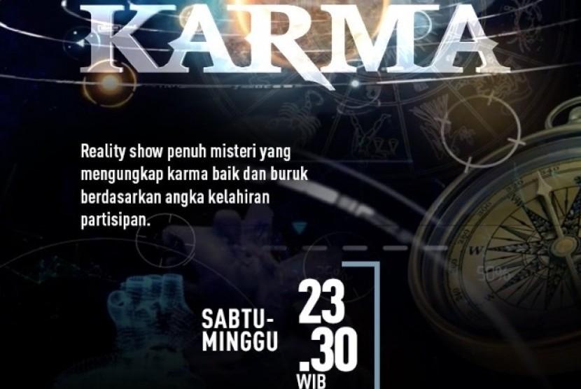 Program reality show Karma di ANTV.