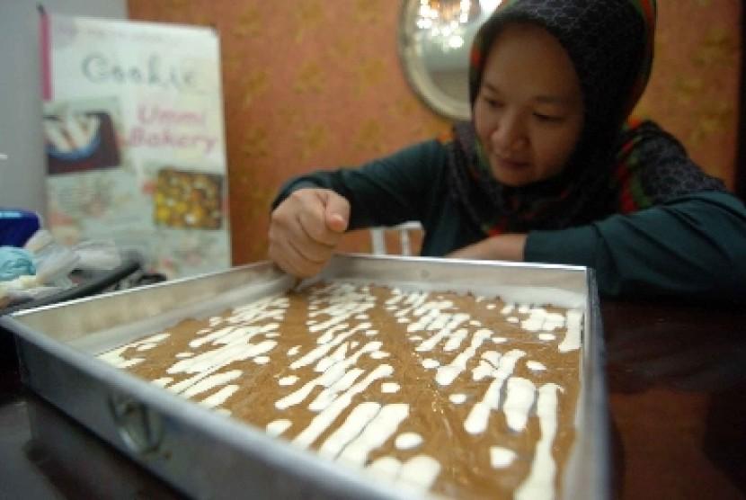 Yuk Membuat Sendiri Bolu Batik Republika Online