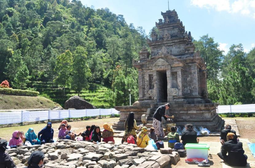 Kabupaten Semarang Tutup Obyek Wisata Candi Gedongsongo (ilustrasi).