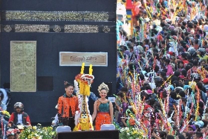 Prosesi Dugderan Semarang