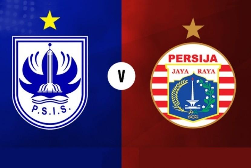 PSIS vs Persija
