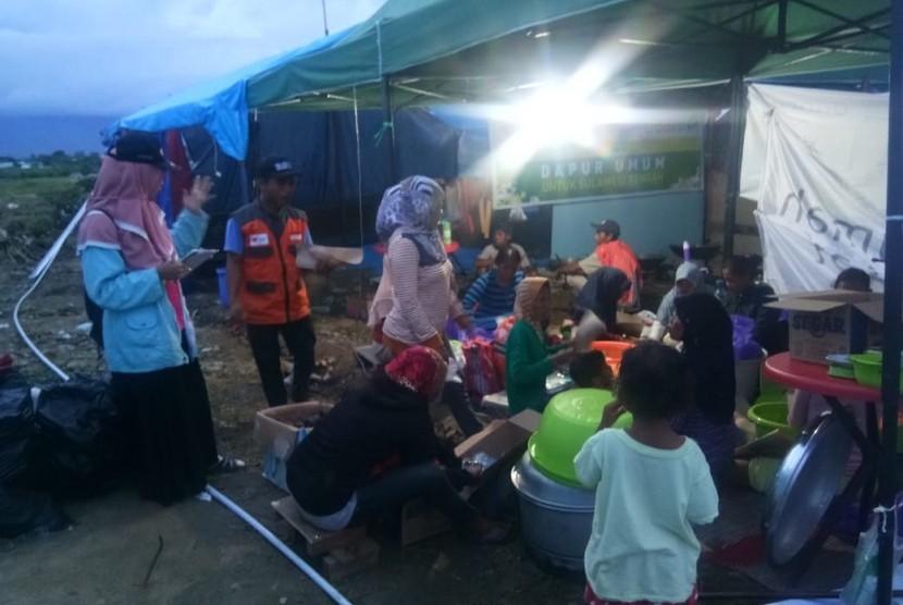 PT Adaro Energy kembali mengirimkan bantuan Logistik untuk warga terdampak gempa di kabupaten Sigi.