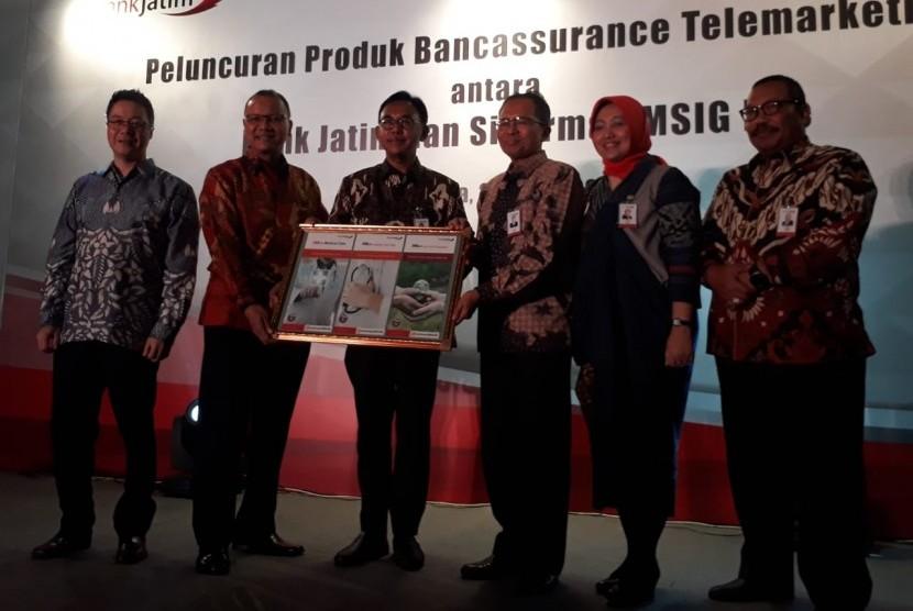 Sinarmas MSIG Life-Bank Jatim Luncurkan 3 Produk Asuransi