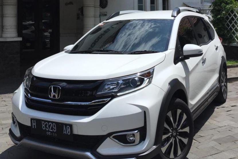 PT Honda Prospect Motor (HPM) menggelar media test drive untuk  produk New BR-V di Semarang dan Jepada pada Kamis (2/5) dan 3/5).