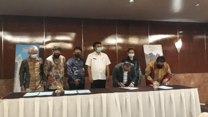 PT Jasa dan Kepariwisataan Jabar (Jaswita Jabar), menandatangani nota kesepahaman (MoU) dengan Tourism Malaysia terkait kerja sama pariwisata dalam kegiatan promosi baik di Malaysia maupun di Indonesia, khususnya di Jawa Barat.