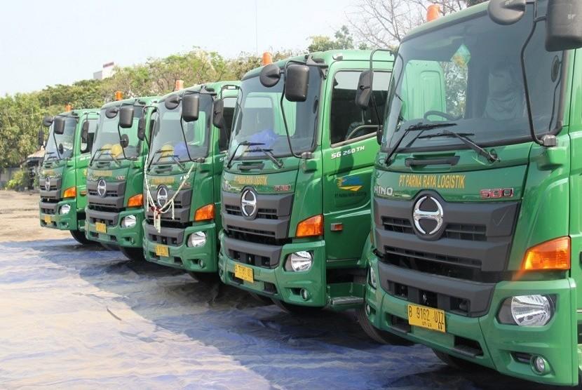 PT Parna Raya Logistik (PRL), anak usaha dari PT Parna Raya, yang merupakan bagian dari konglomerasi Parna Raya Grup, baru saja menambah armada truknya kembali sebanyak 50 unit.