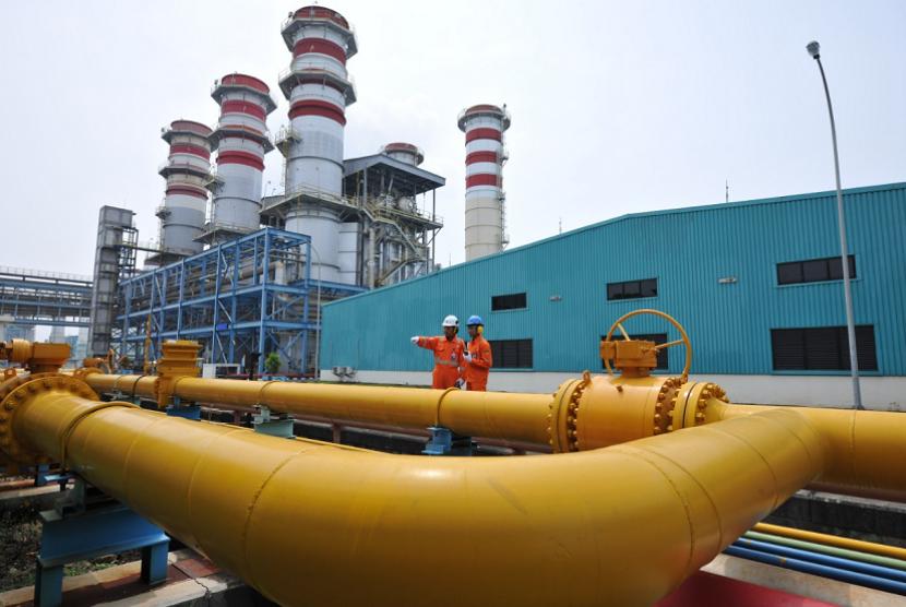 PT Perusahaan Gas Negara (PGN).