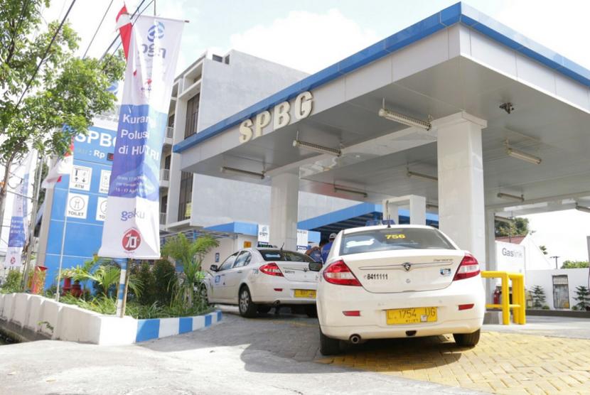 PT Perusahaan Gas Negara Tbk memastikan seluruh SPBG yang dikelola perusahaan beroperasi normal dan pasokan BBG aman dan lancar.