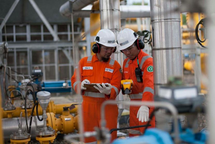PT Perusahaan Gas Negara Tbk (PGN) berhasil mencatatkan kinerja keuangan yang positif pada periode triwulan I tahun 2019.