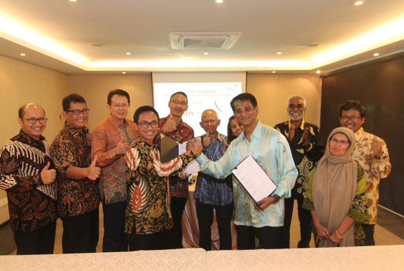 PT Telekomunikasi Indonesia International (Telin) menyepakati pembelian mayoritas saham TS Global Network Sdn Bhd (TSGN).