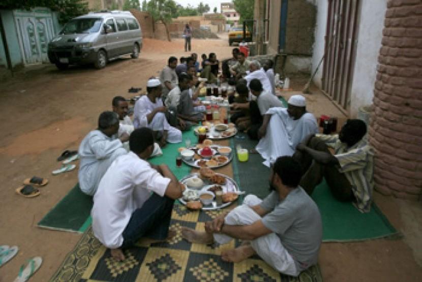 Puasa Muslim Sudan