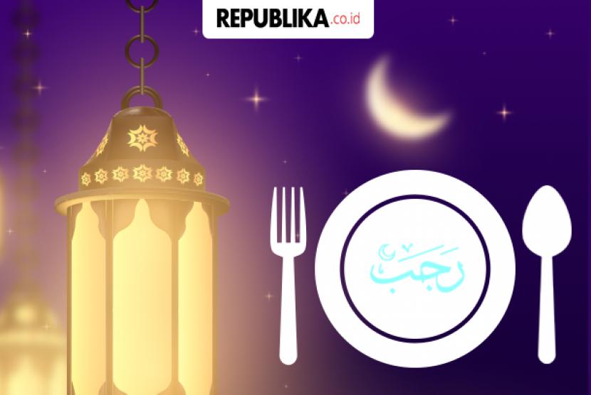 Doa Buka Puasa Sunnah Rajab Republika Online
