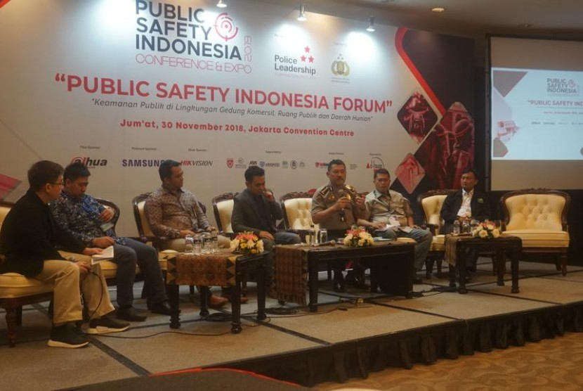 Public Safety Indonesia Forum