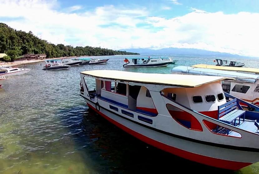 Pulau Bunaken, Manado, Sulawesi Utara