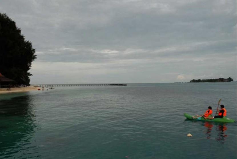 Pulau Sepa di Kepulauan Seribu