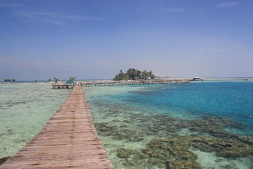 Dki Buka Konservasi Pulau Tidung Kecil Dengan Protokol Ketat Republika Online