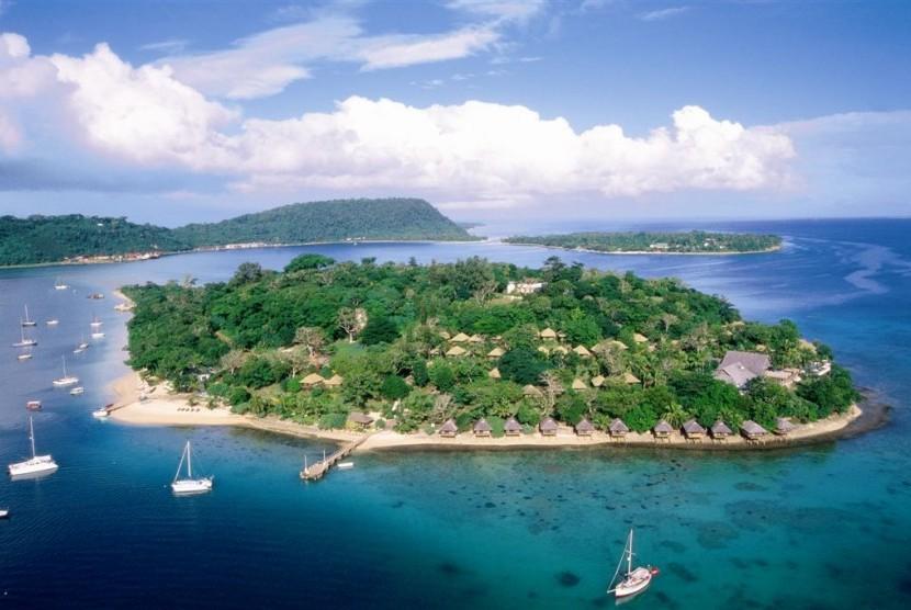 Pulau Vanuatu.