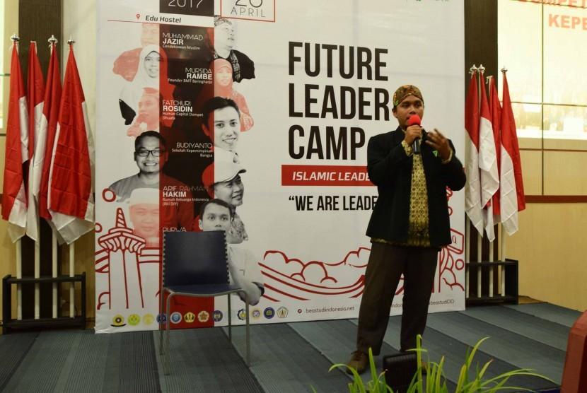 Purwa Udiutomo, General Manajer Beastudi Indonesia Dompet Dhuafa Pendidikan