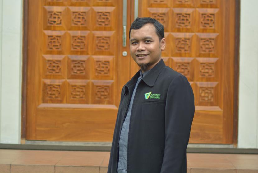 Purwo Udiutomo, Educational Development Manager Dompet Dhuafa Filantropi .