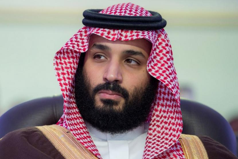 Putra Mahkota Arab Saudi, Muhammad bin Salman