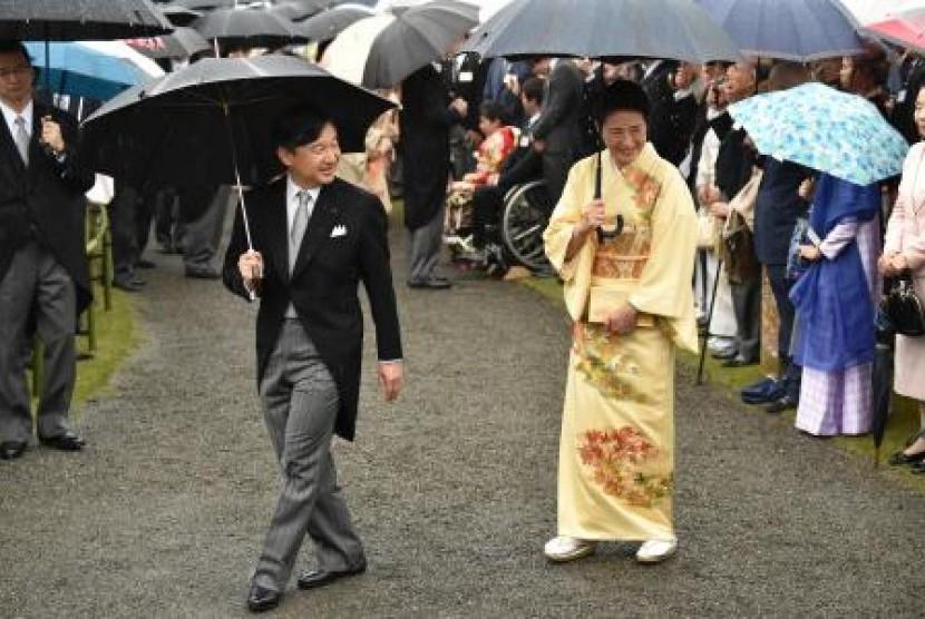 Pasangan Calon Kaisar Jepang Tawarkan Hal Baru | Republika