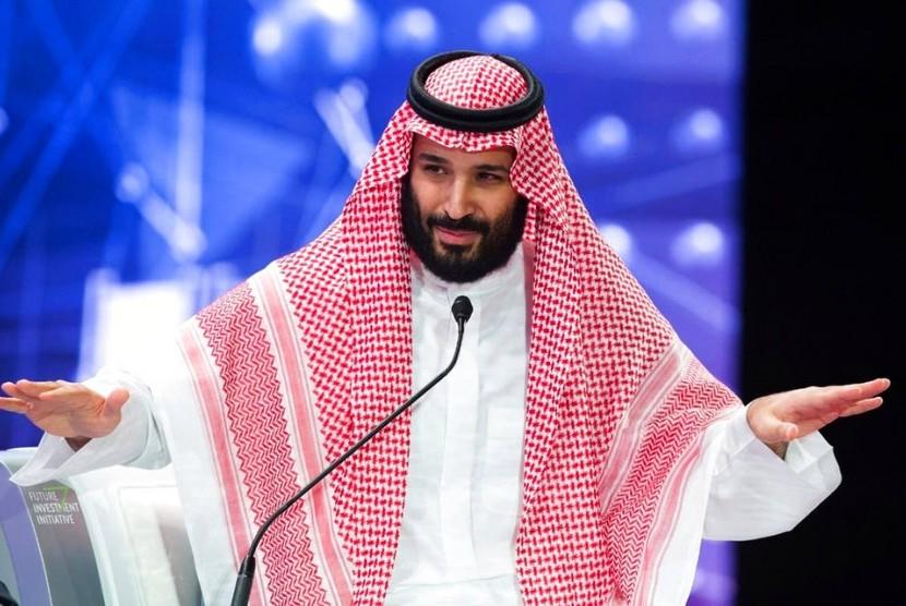 Putra Mahkota Saudi, Mohammad bin Salman