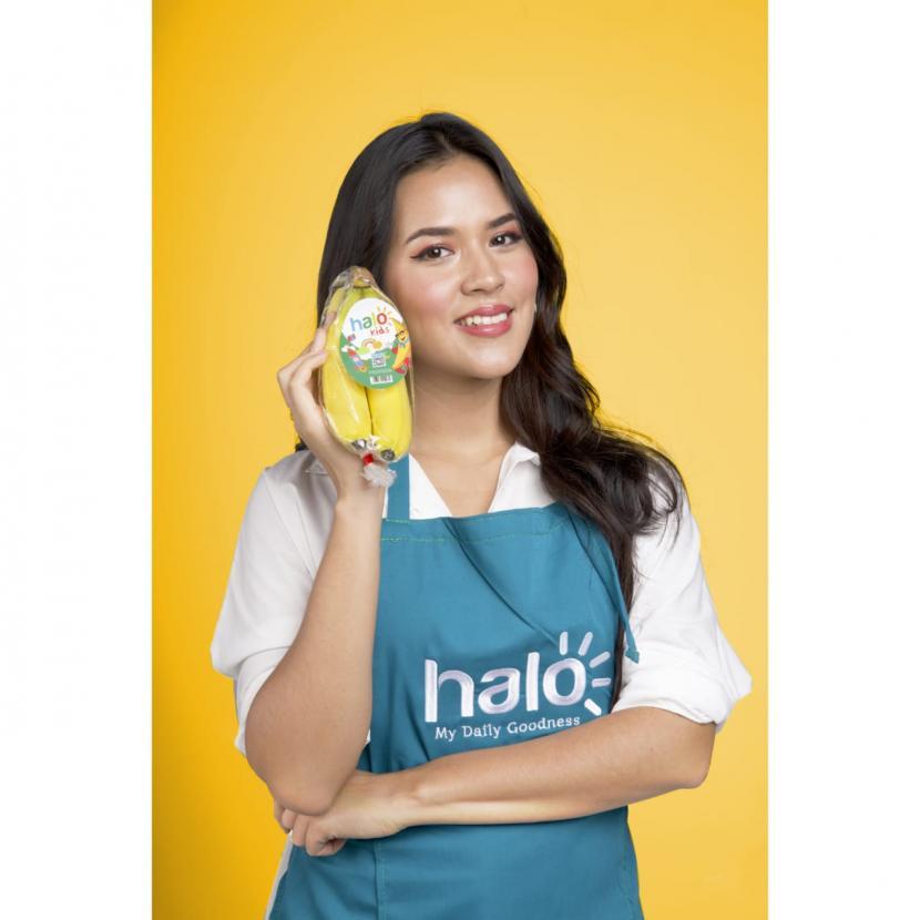 Raisa terpilih sebagai brand ambassador Halofresh.