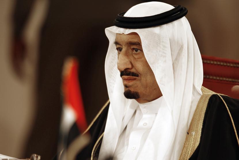 Raja Arab Saudi Salman Bin Abdul Aziz Al-Saud
