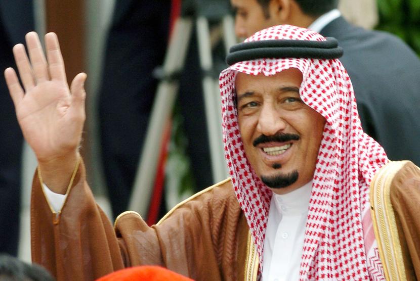 Raja Ar  Raja Arab Saudi Salman Bin Abdul Aziz Al-Saud
