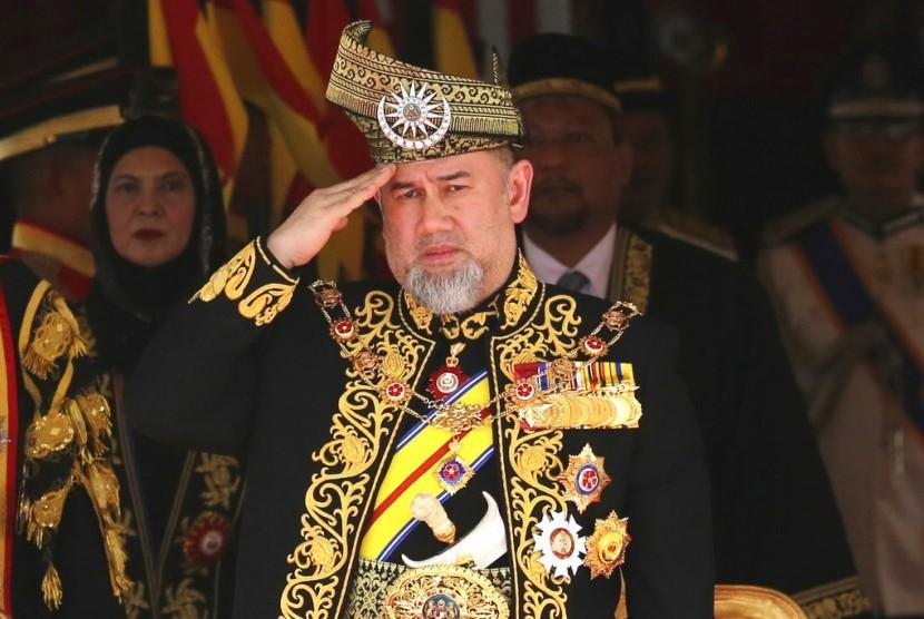 Raja Malaysia XV Sultan Muhammad V.