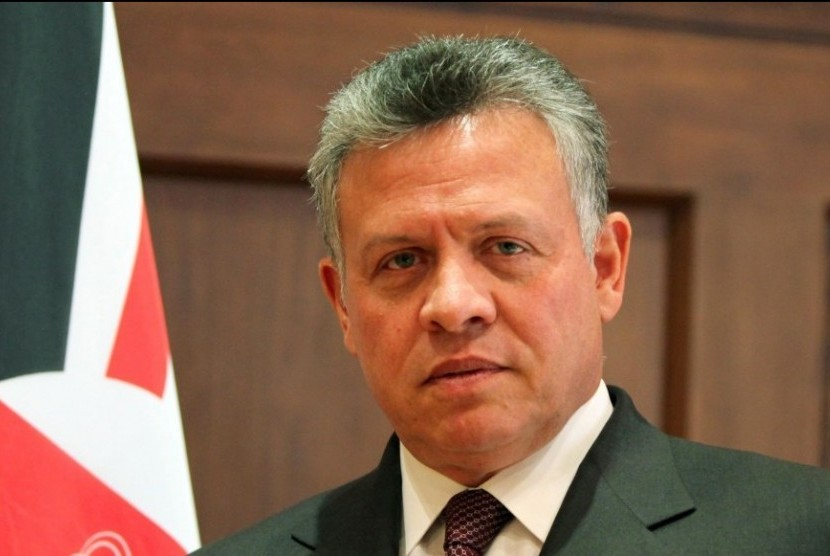Raja Yordania Abdullah II.